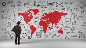 お客様のビジネスが海外に進出すべき 4つの理由